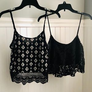 Tops - 2 for $10 Crop Top Bundle